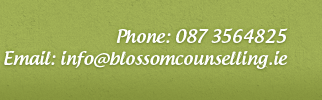Blossom Counselling - 087 3564825
